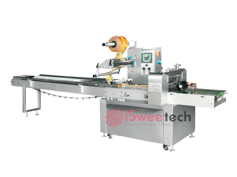 BM350 Automatic High Speed Chocolate Pillow Packing Machine