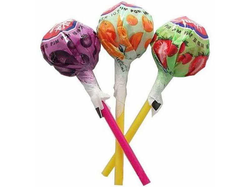 Ball Lollipop Twist Wrapping 1