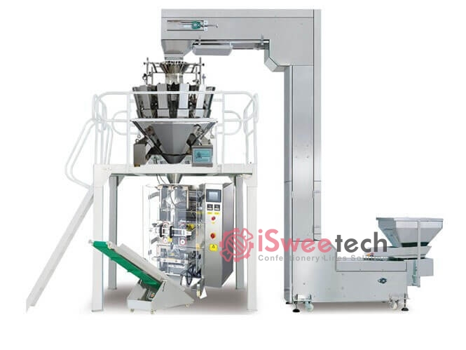 CB520 Combined Weighing Full Automatic Packing System