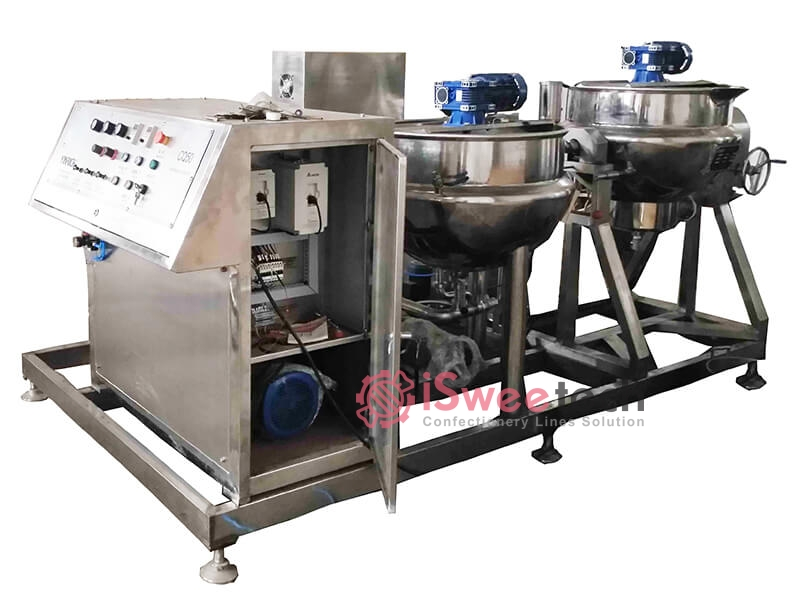 Continuous Aeration System