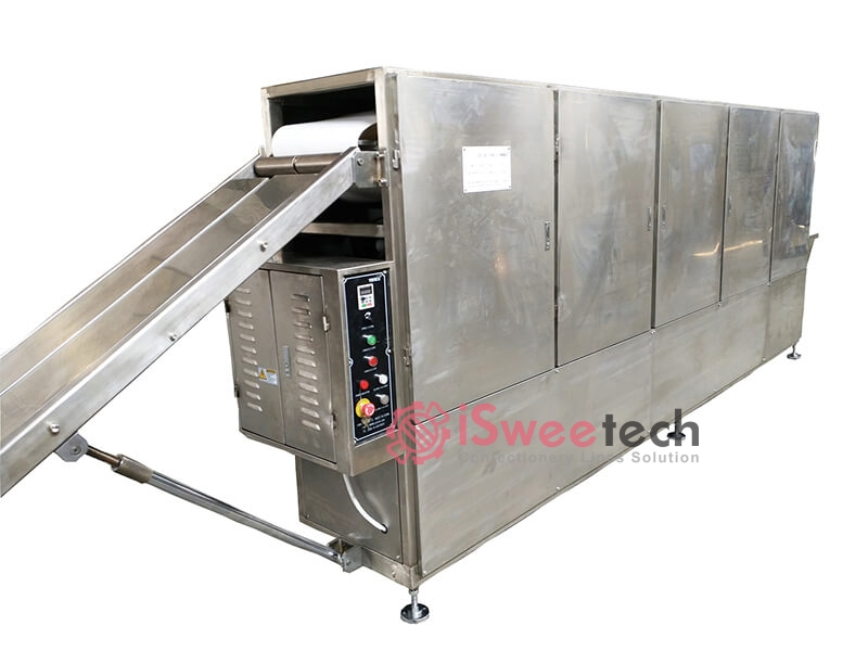 Cooling Tunnel With Refrigerator