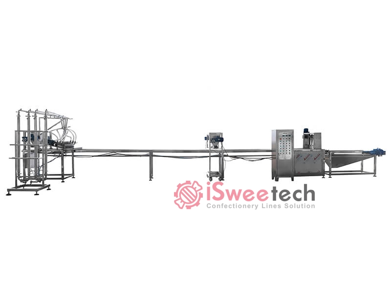EM-Starch Feeding & Vibrator Applicator