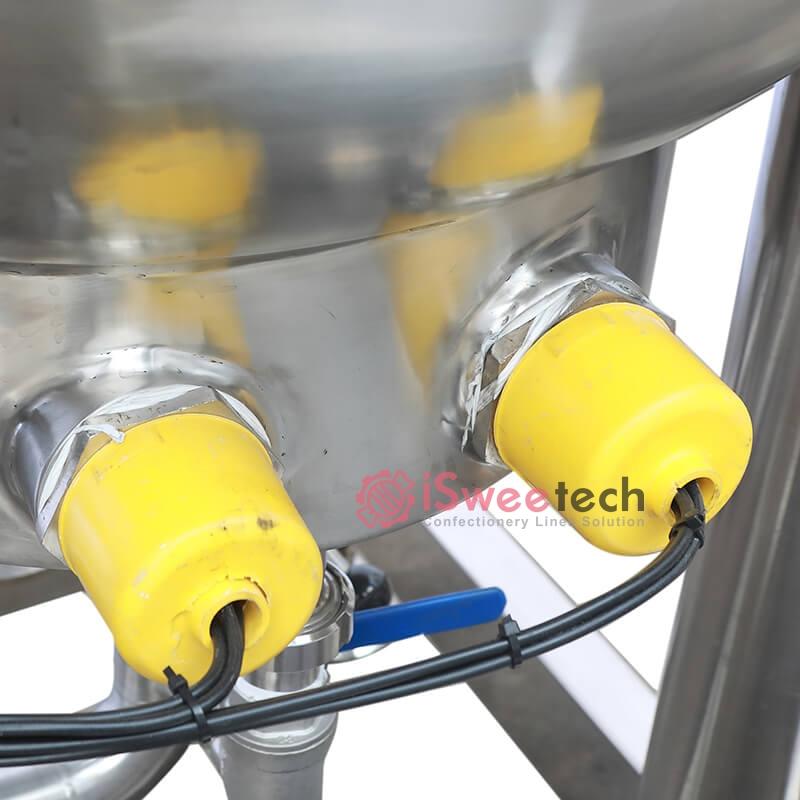 EM-Syrup Preparation System Details