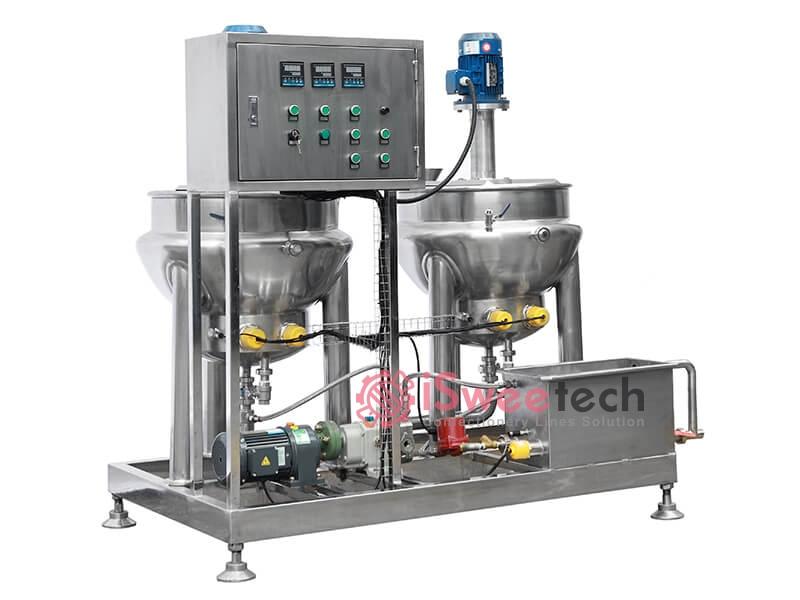 EM Syrup Preparation System