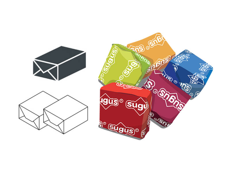 Fold Wrap Packaging