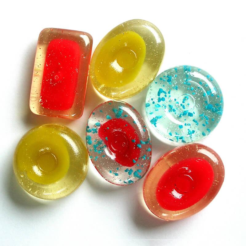 hard candy sample