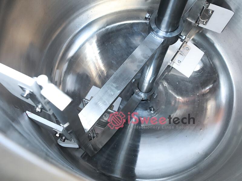 GD50-cooker detail