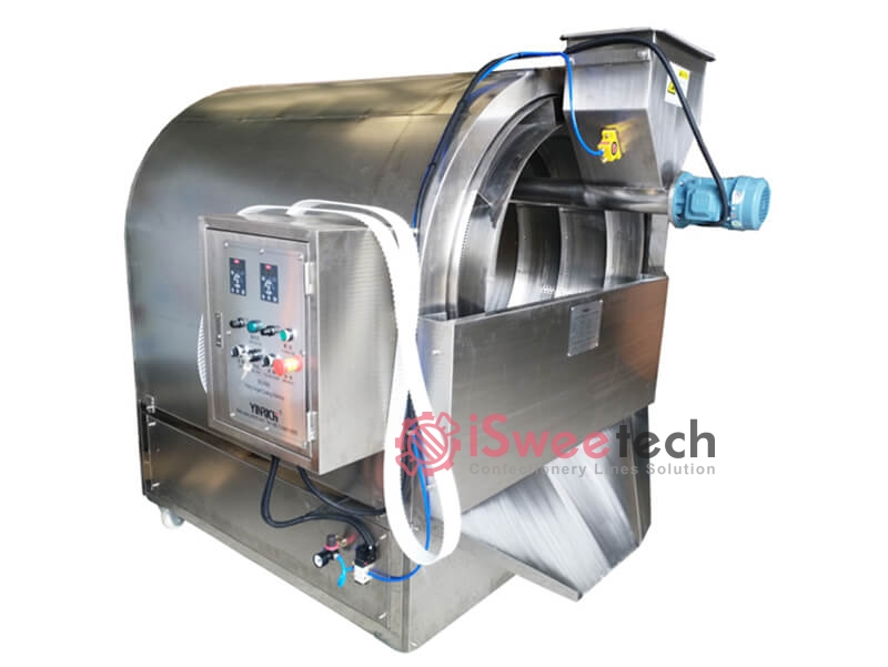 GDQ-Product Oil Coating Machine(Optional)