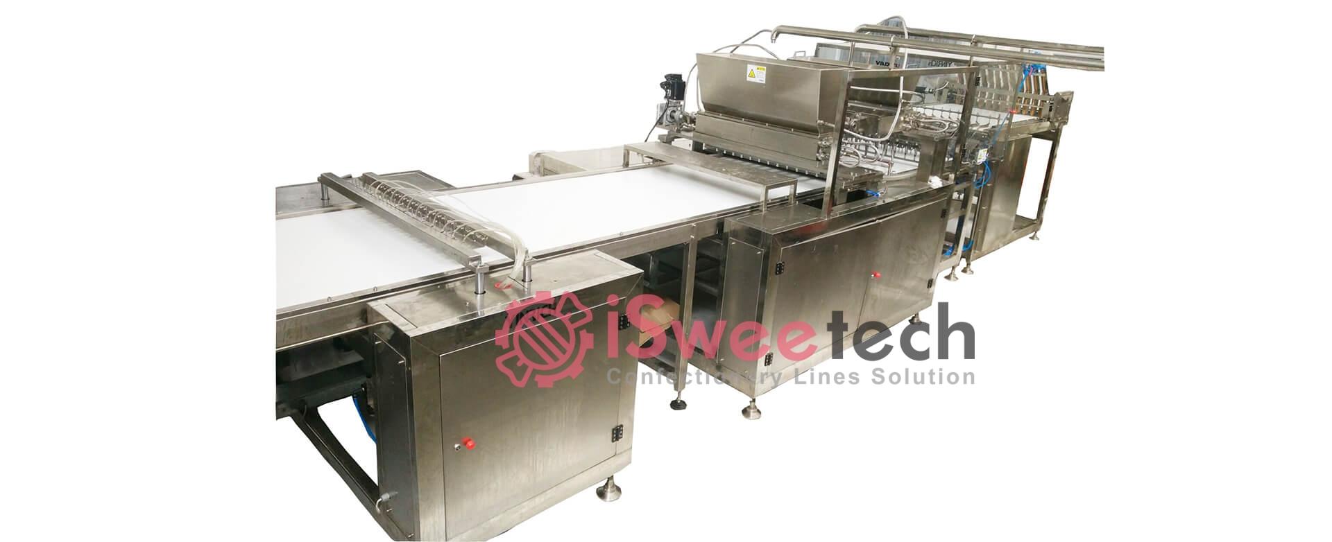 JXJ Series Cookie Capper (Sandwiching Machine)