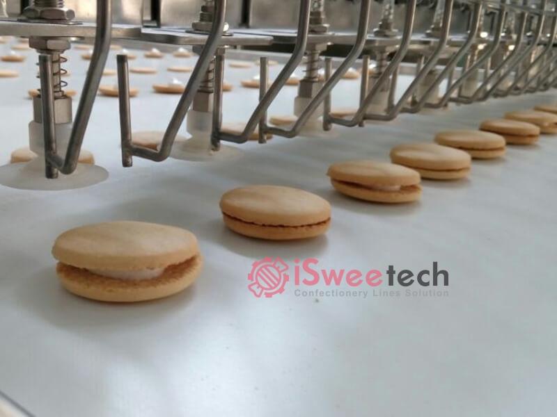 JXJ-Top Biscuit Placing Device 2