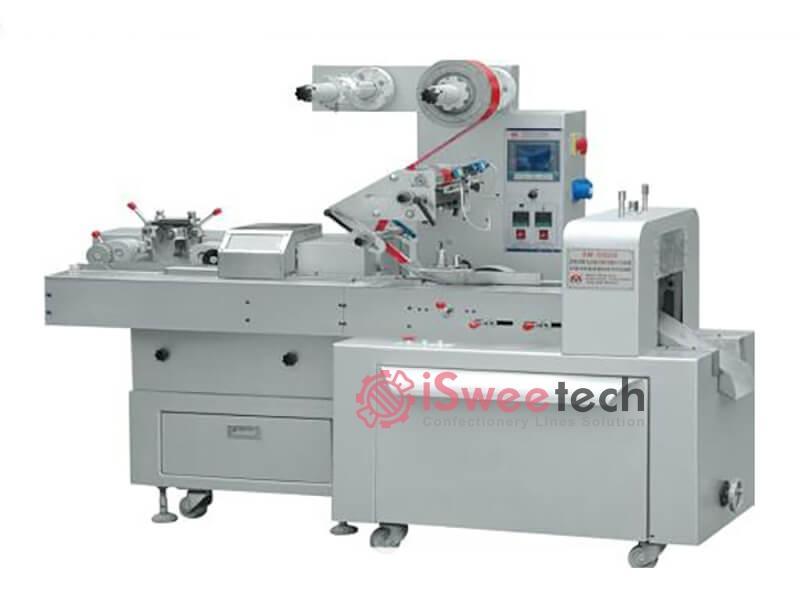 KZB800 Cut & Pillow Type Wrapping Machine