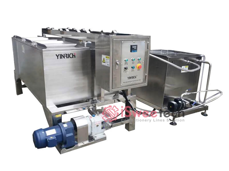 Liquid Glucose Storage iSweetech