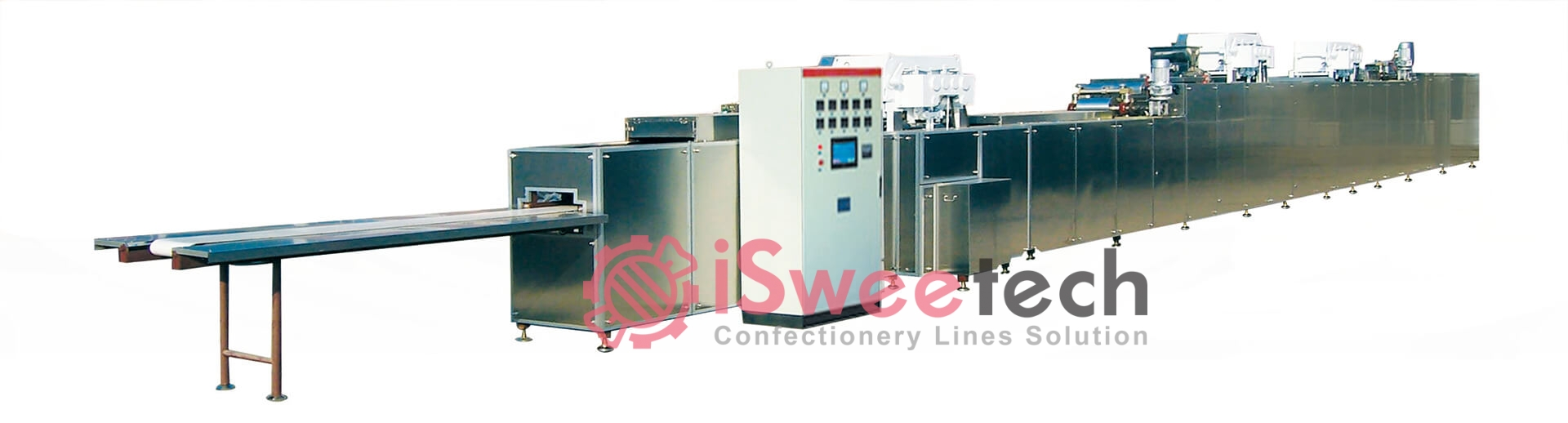 QJ Series Automatic Chocolate Moulding Line
