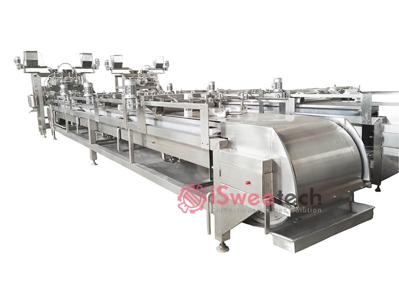 Stainless Steel Cooling Belt System