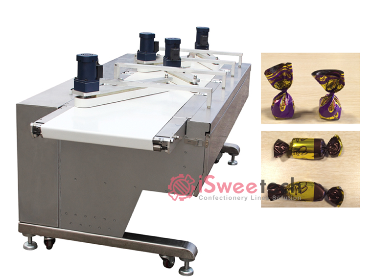 TB300 Chocolate Single- Twist Packing Machine Belt