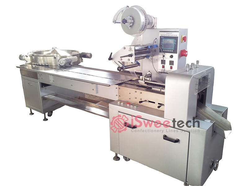 TB800 Pillow Type Candy Packing Machine