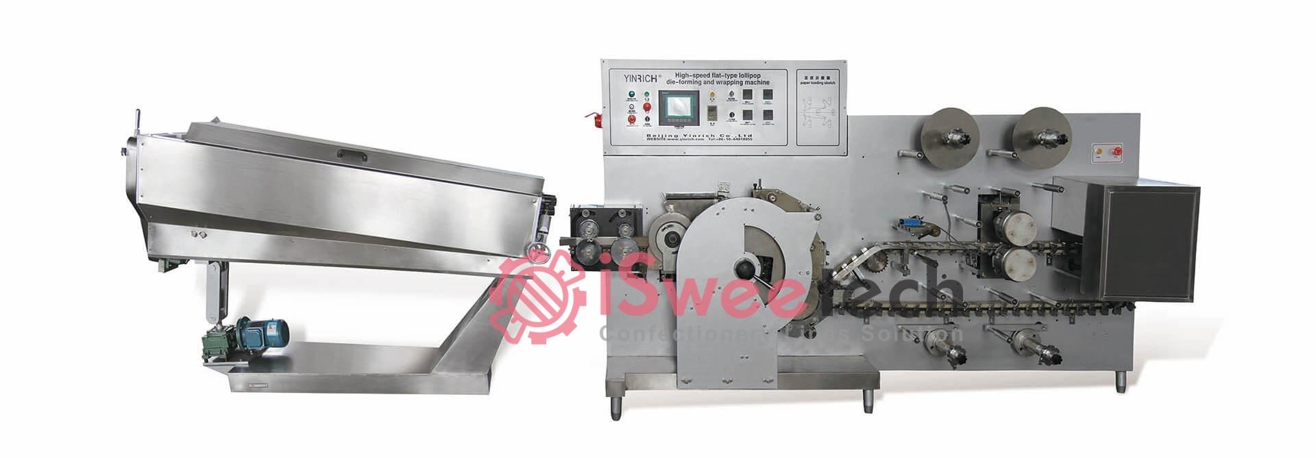 TE600 Flat- Lollipop Production Line