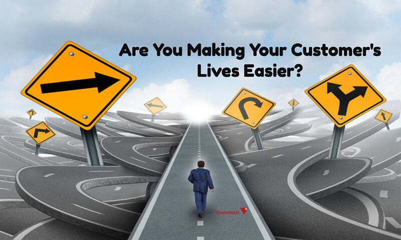Making-Your-Customers-Lives-Easier iSweetech