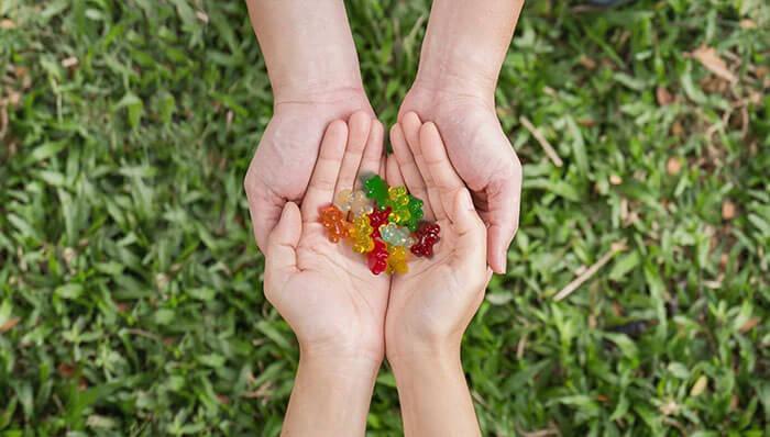 Let's make a sweet world together